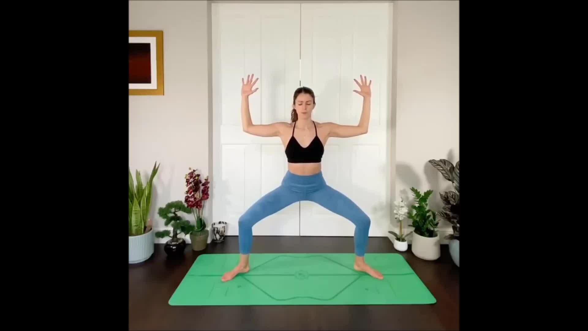 5 động tác giúp thân dưới chắc khỏe