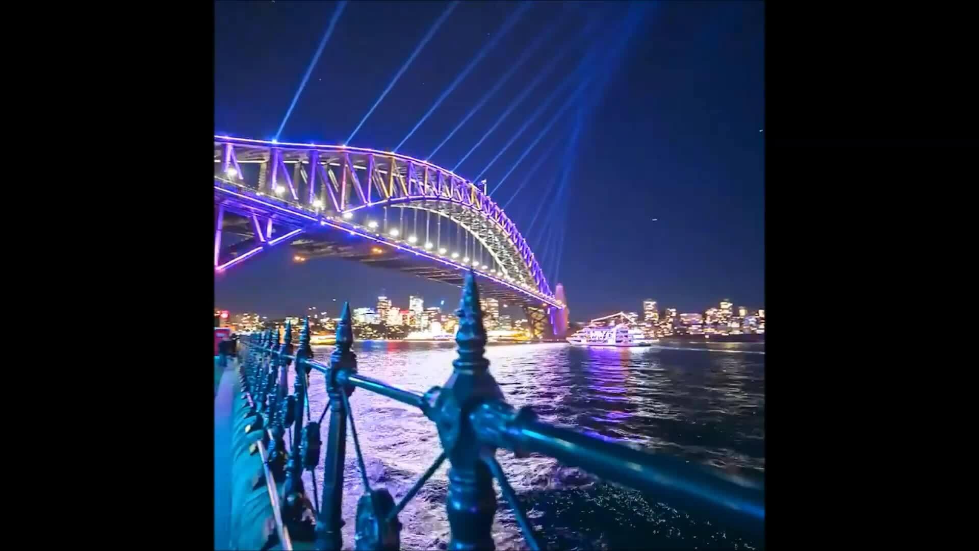 Lễ hội ánh sáng Sydney bị hủy vì dịch bệnh