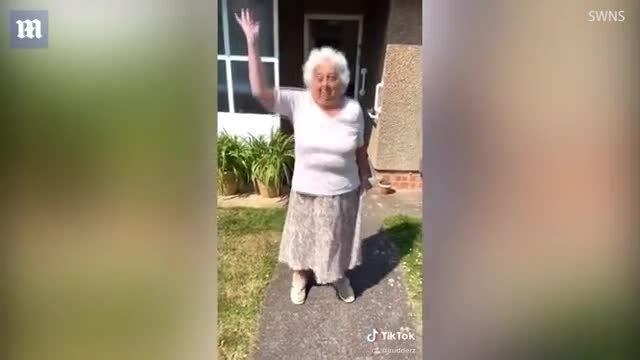 Cụ bà 88 tuổi có hơn 30 triệu người hâm mộ
