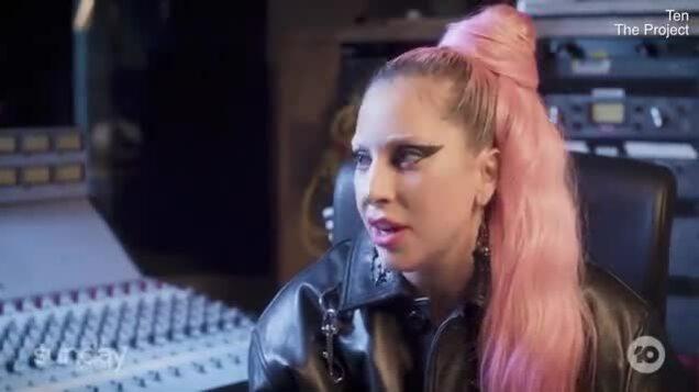 Lady Gaga trong show truyền hình ngày 29/5