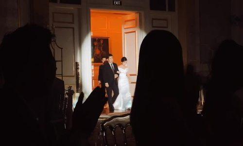 Thực đơn tiệc đính hôn bí mật của Công Phượng