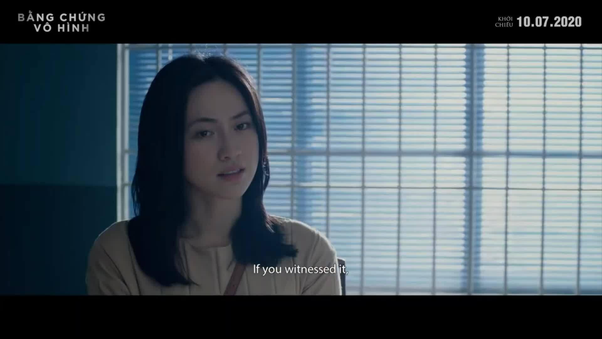Trailer Bằng chứng vô hình