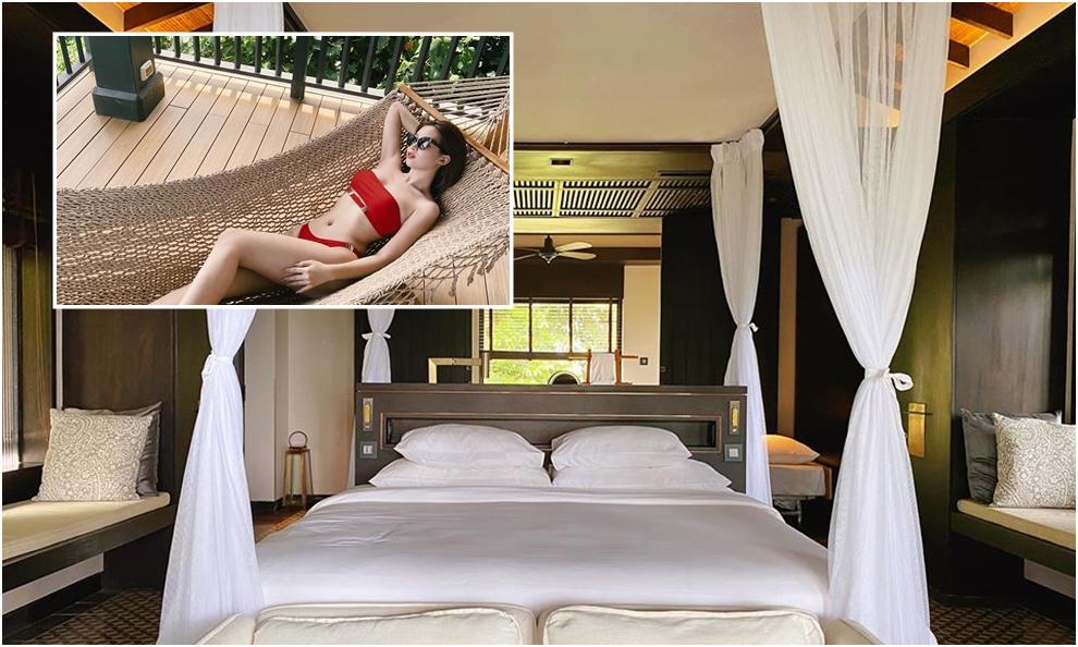 Resort ở Phú Quốc nơi Đỗ Mỹ Linh nghỉ dưỡng