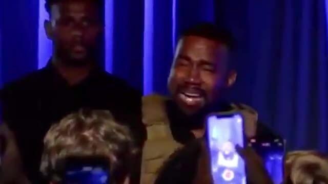 Kanye West khóc thú nhận từng muốn Kim phá thai
