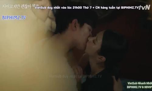 Kiss scene Điên thì  có sao tập 11