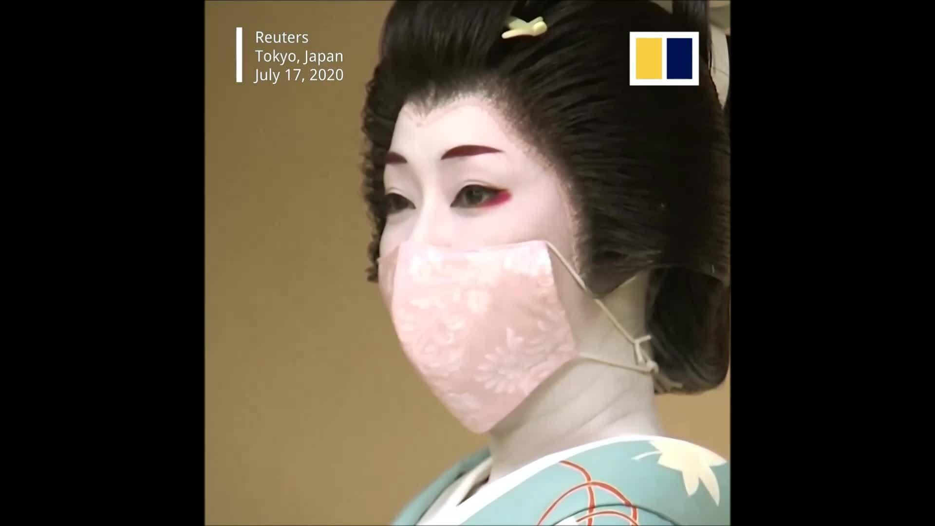 Nghề geisha lao đao vì Covid-19