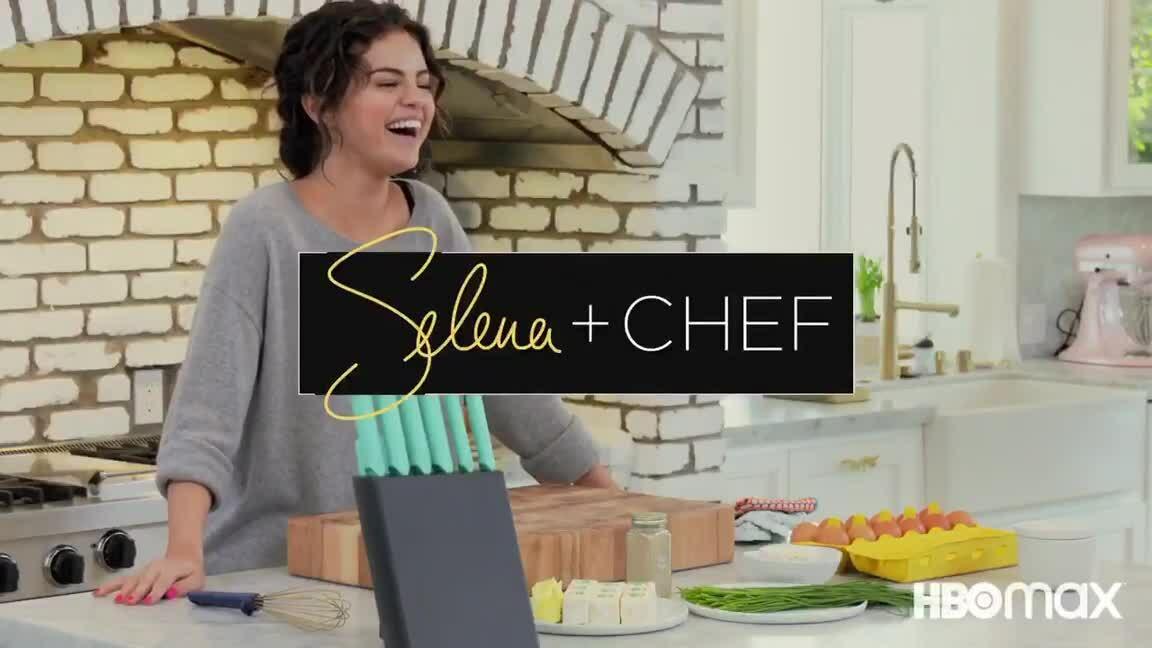 Selena Gomez trổ tài nấu ăn trên truyền hình