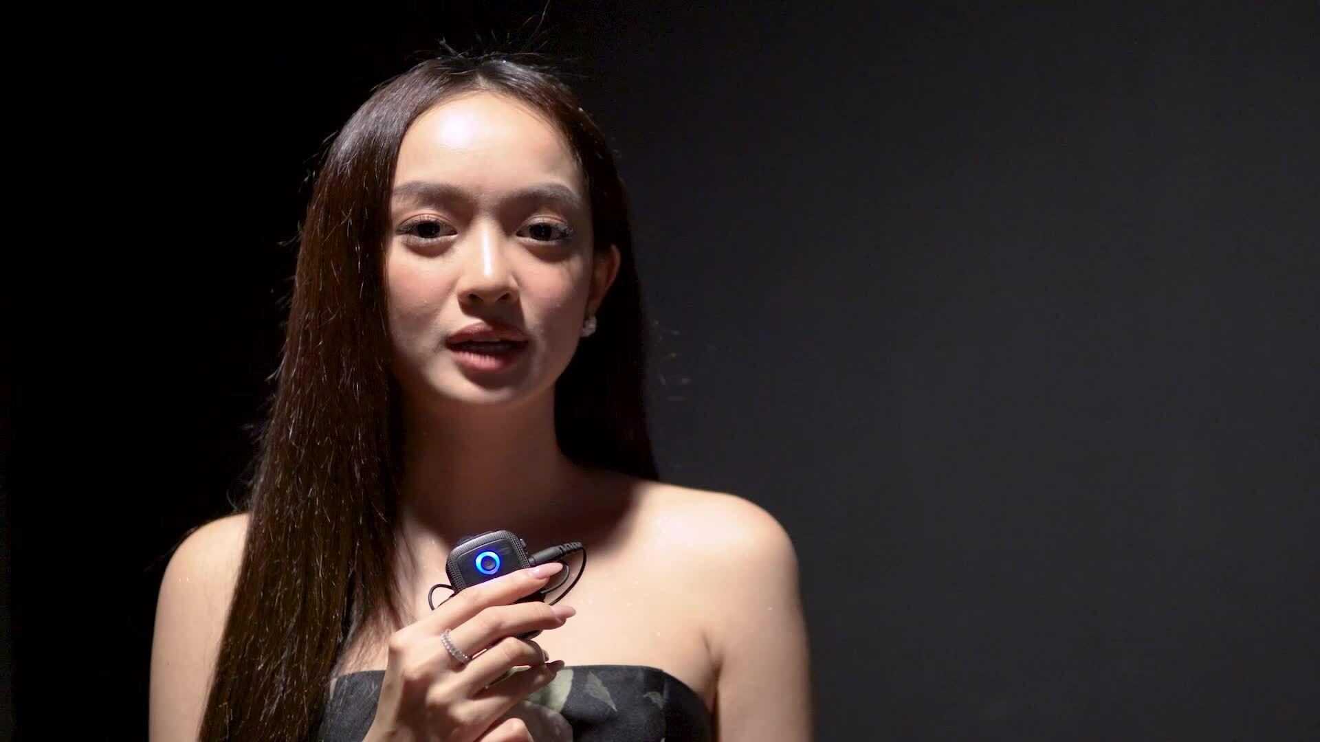 Kaity Nguyễn được 'vỗ béo' lúc cách ly