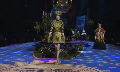 Chuỗi show cao cấp đậm chất Italy của Dolce & Gabbana