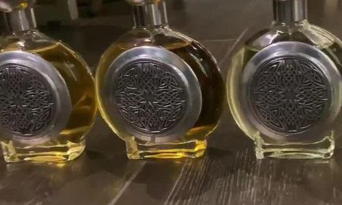 Trấn Thành có 214 chai nước hoa