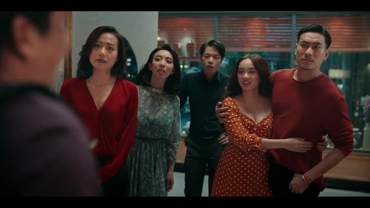Trailer Tiệc trăng máu