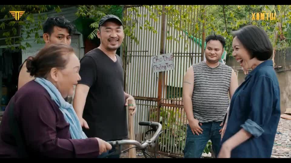 Trailer web drama Chuyện xóm tui