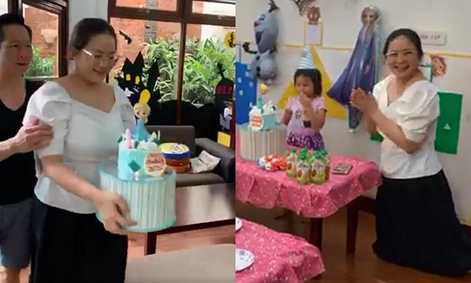 Phan Như Thảo đáp trả khi bị chê 'như bà của con gái'