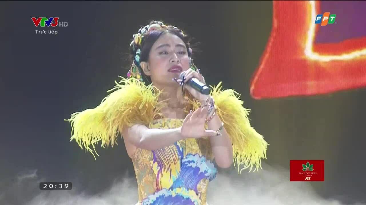Hoàng Thuỳ Linh - Kẽo cà kẽo kẹt
