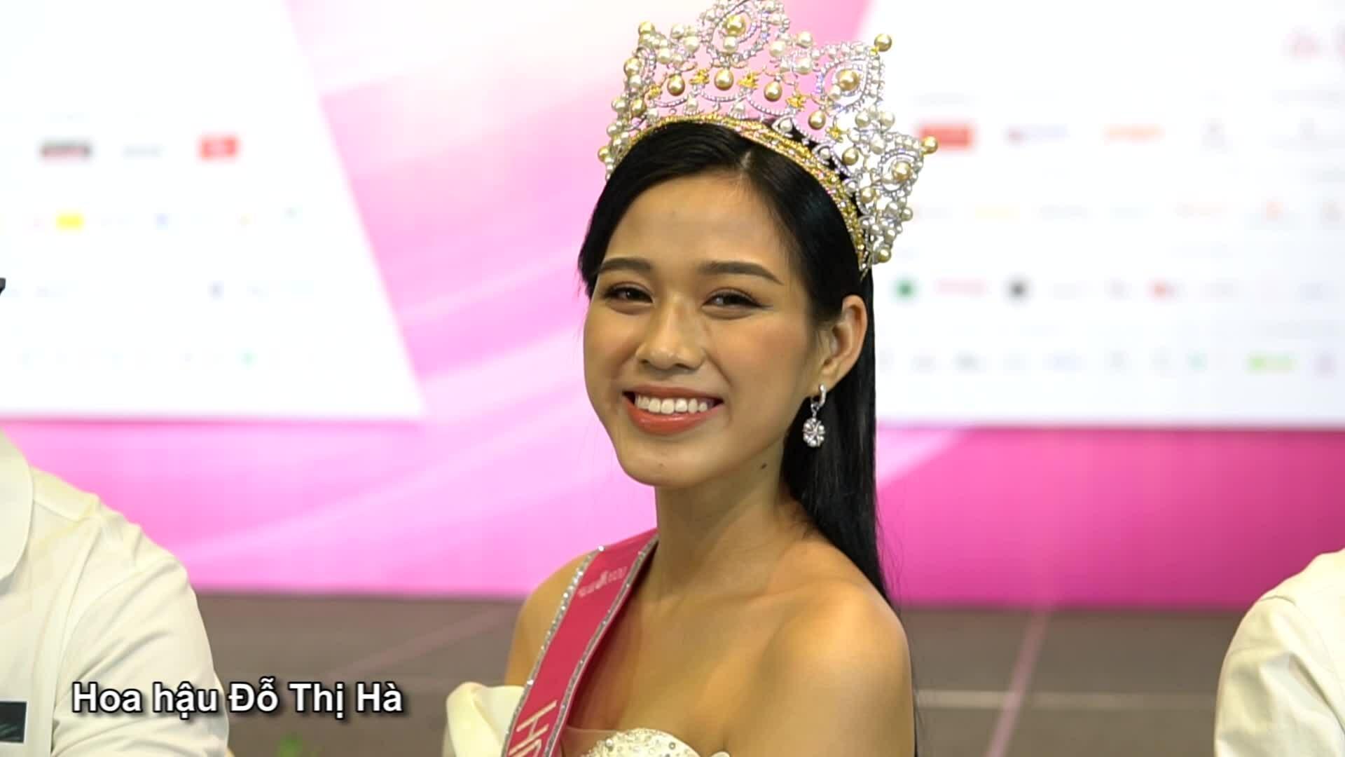 Đỗ Thị Hà: 'Tôi không phải là gu hoa hậu của nhiều người'