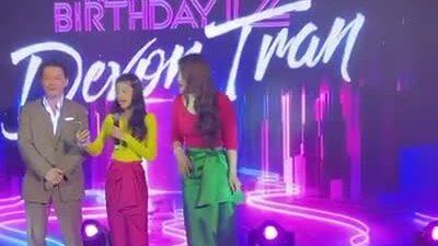 Trương Ngọc Ánh, Trần Bảo Sơn làm sinh nhật cho con gái