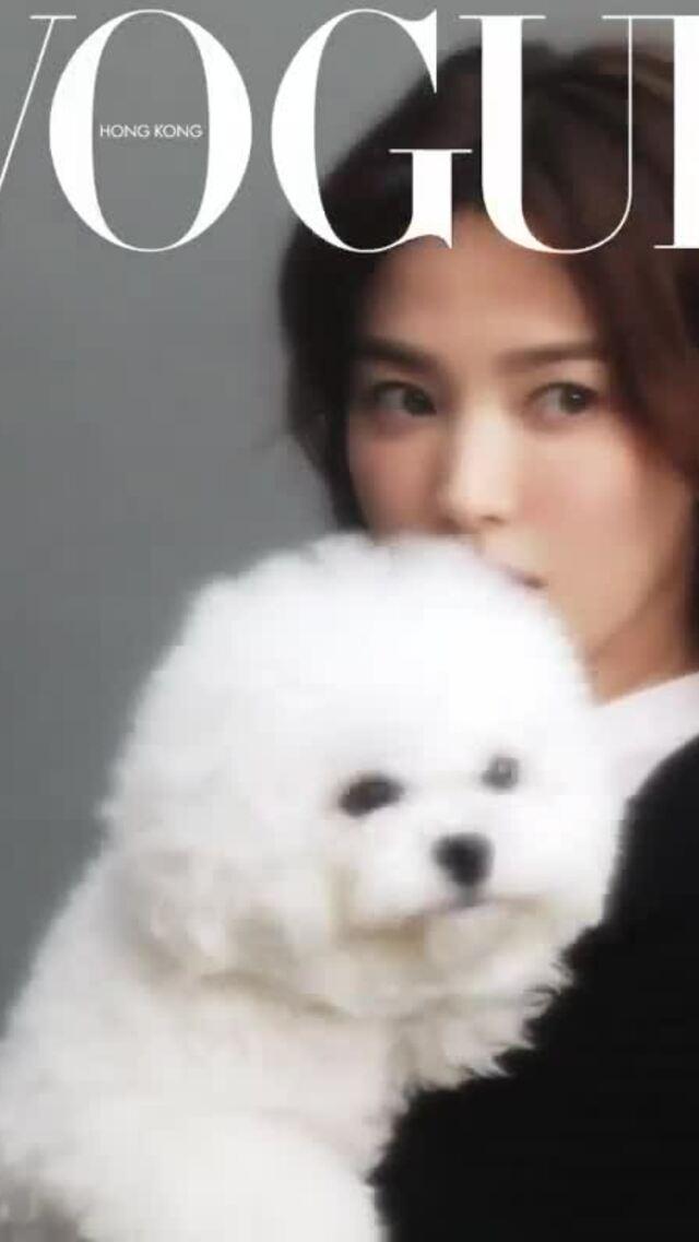 Song Hye Kyo trên tạp chí Cosmopolitan
