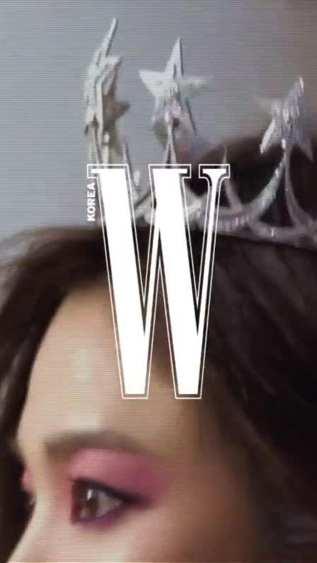 Song Hye Kyo trên W