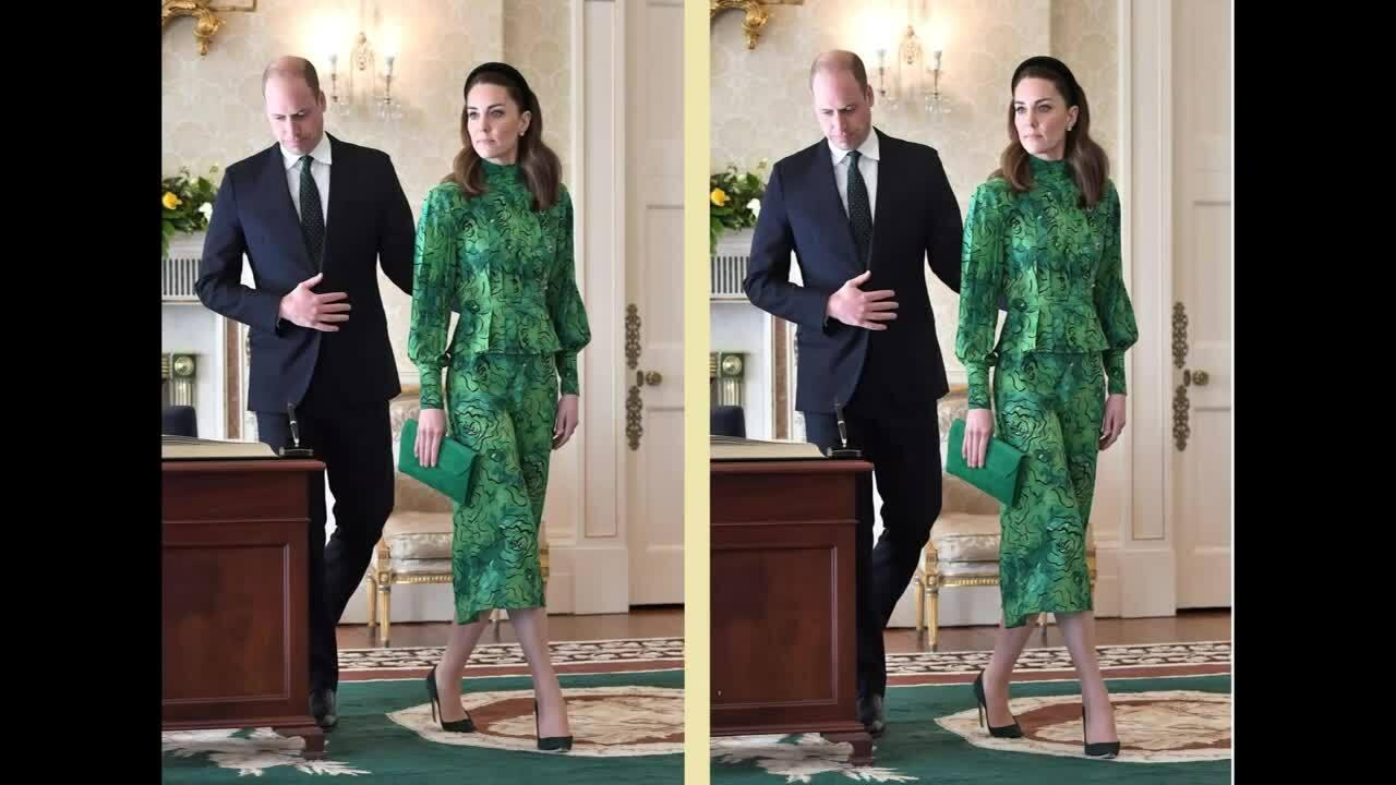 Trang phục Kate mặc năm 2020