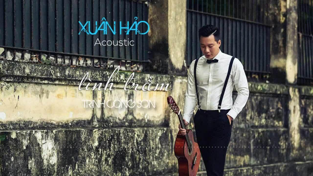 'Sao Mai' Xuân Hảo hát nhạc Trịnh