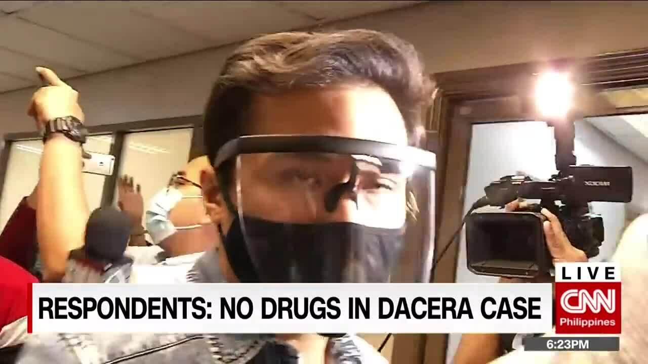 Họp báo của cơ quan điều tra khẳng định Dacera không dùng ma túy trước lúc chết