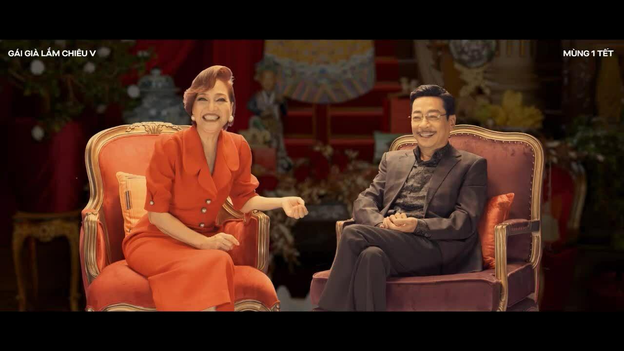Hoàng Dũng Lê Khanh kể về phim Gái già lắm chiêu