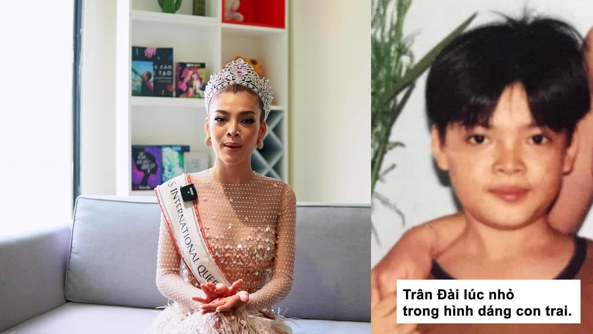 Hoa hậu Trân Đài: 'Sức khỏe tôi sau 25 tuổi yếu dần vì chuyển giới'