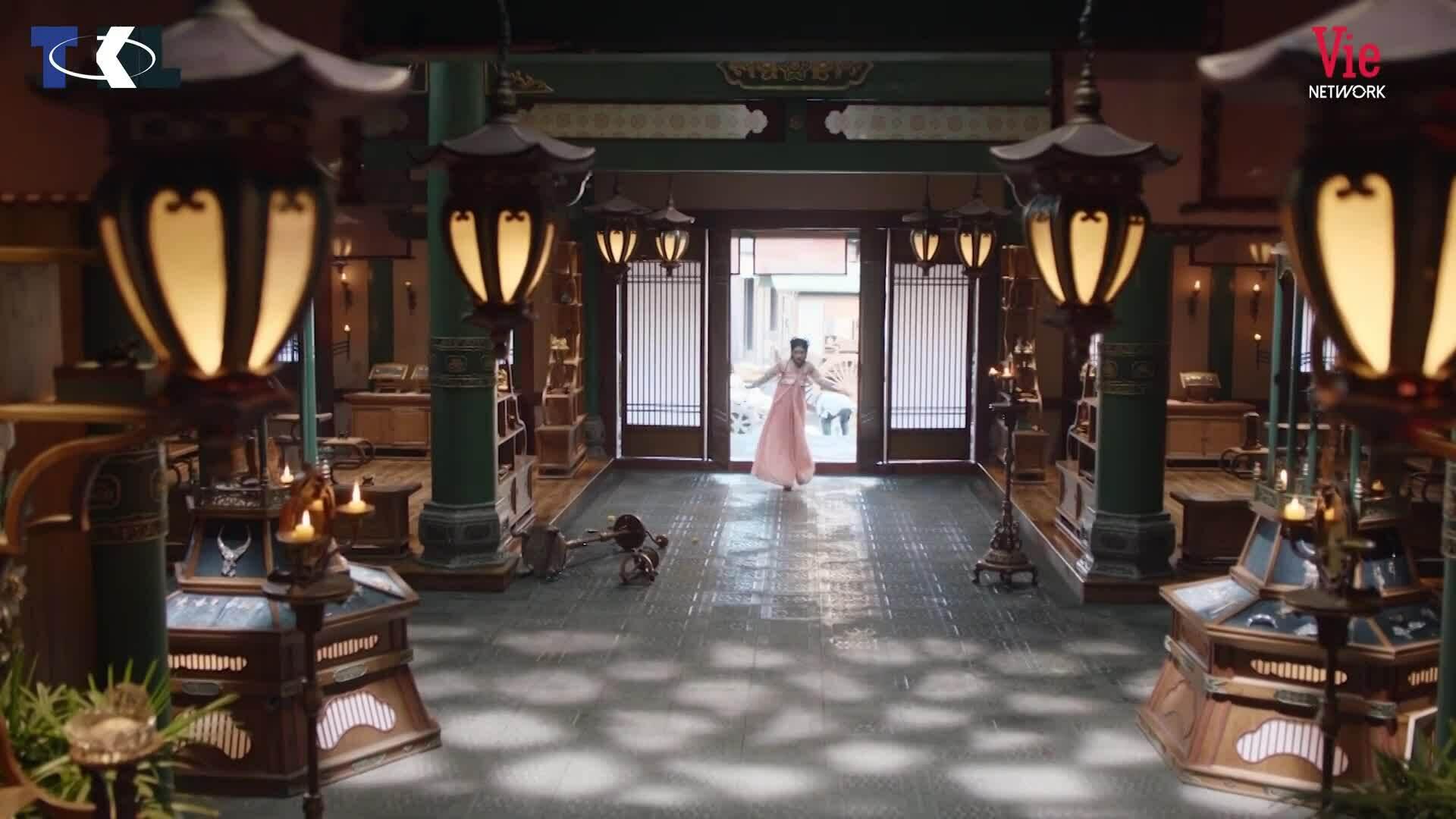 Cúc Tịnh Y 'kết đôi' Trương Triết Hạn