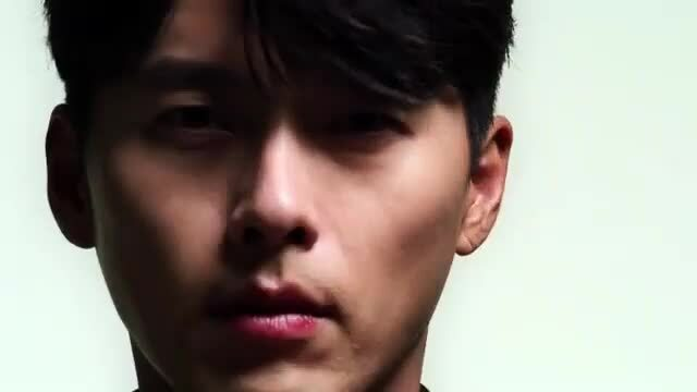 Hyun Bin trên Esquire số mới
