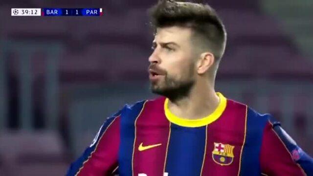 Người hùng của PSG khiến hai sao Barca chửi mắng nhau