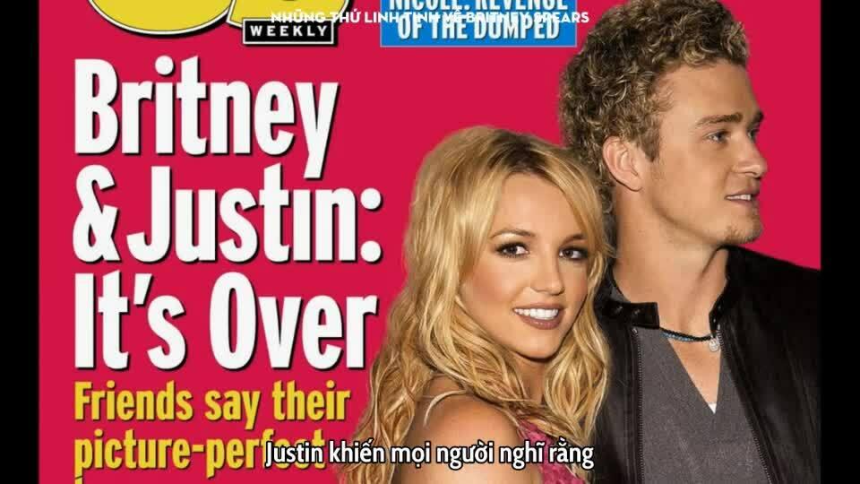 Britney Justin - Framing Britney Spears