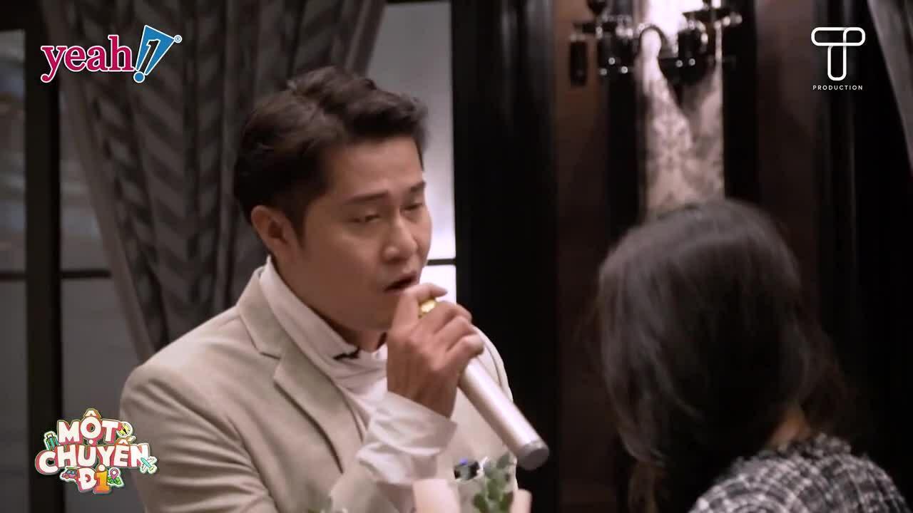 Màn cầu hôn xúc động của Hải Đăng với bạn gái trước khi mất