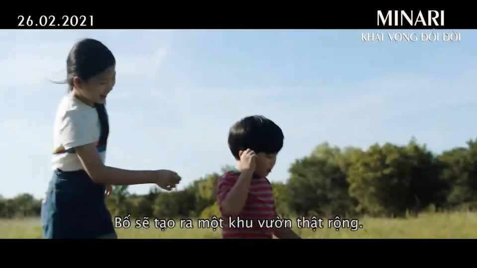 Trailer phim Minari