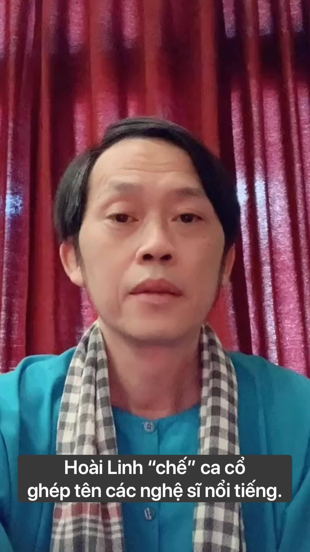 NSƯT Hoài Linh trở thành hiện tượng mạng xã hội
