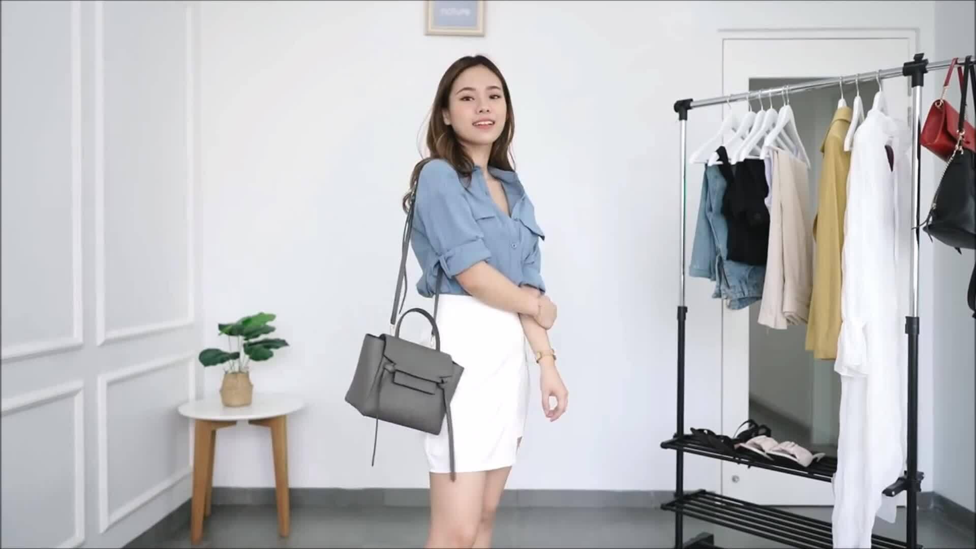19 set đồ trẻ trung từ 10 món trang phục