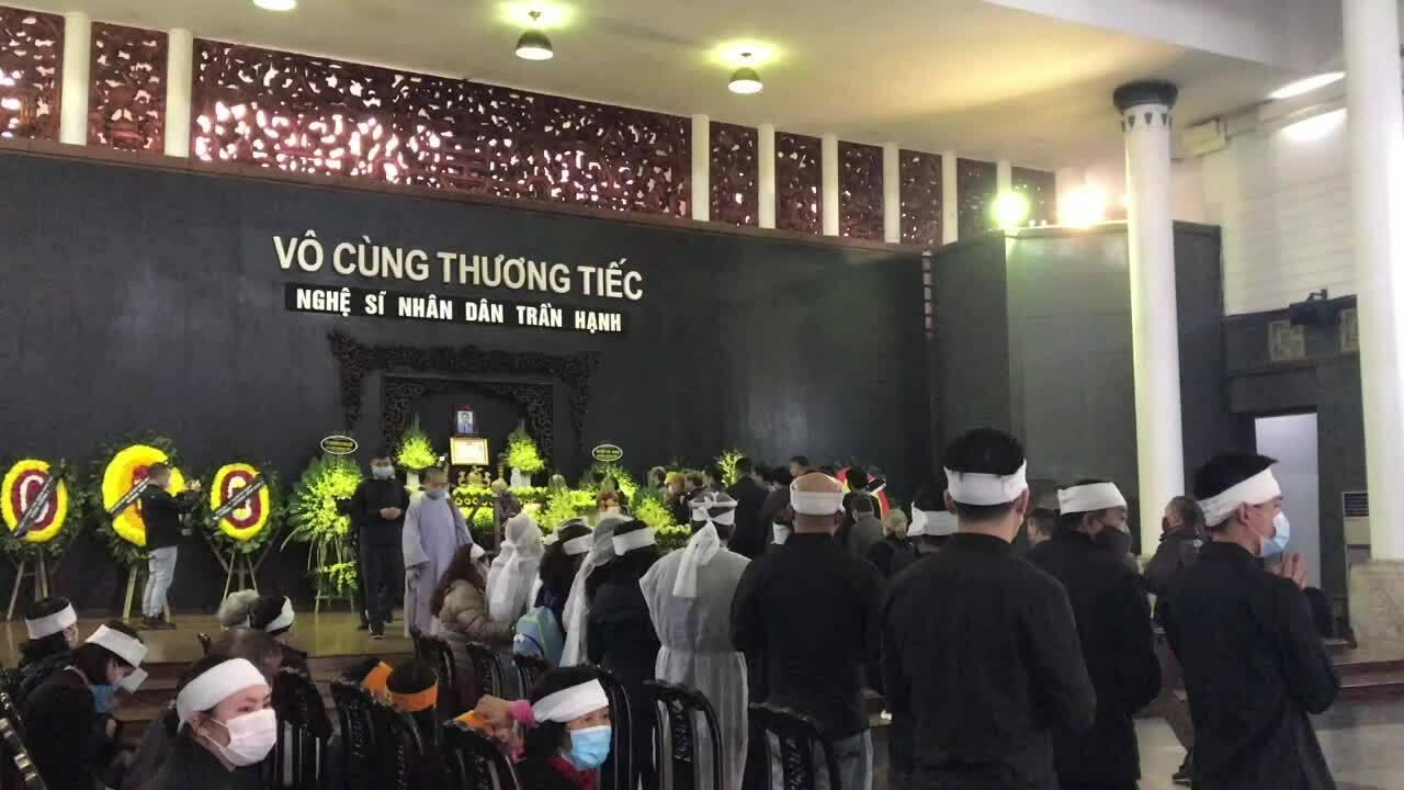 Đồng nghiệp thương nhớ NSND Trần Hạnh