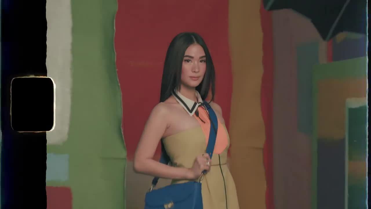 'Đại mỹ nhân Philippines' phối màu nổi