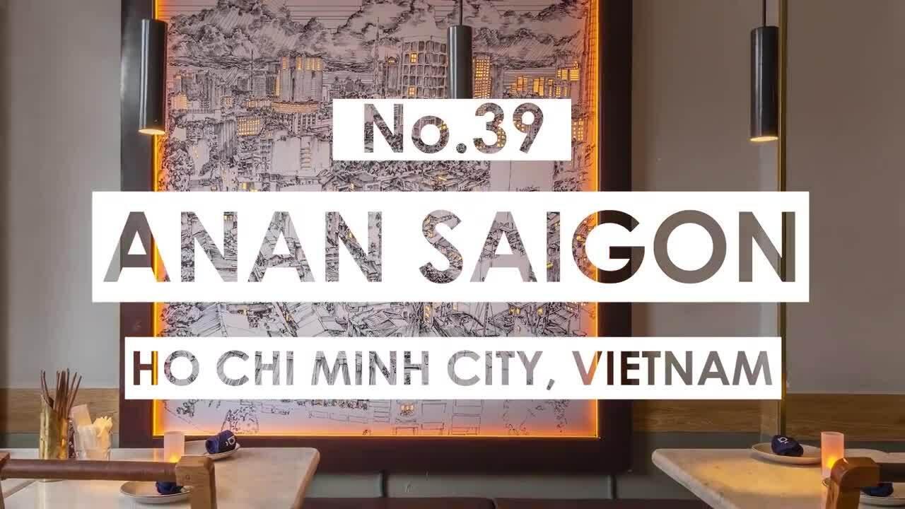 Hai nhà hàng sáng tạo ở Việt Nam lot top nhà hàng tốt nhất châu Á