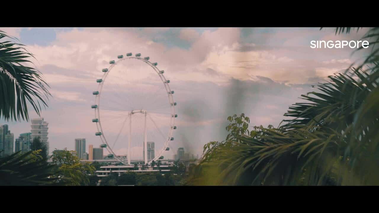 Bằng Lăng yêu văn hóa ẩm thực Singapore