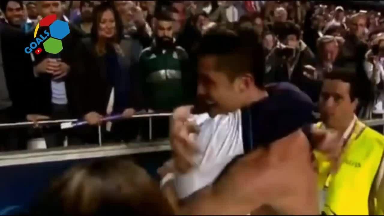 C. Ronaldo đã cứu vớt cuộc đời anh trai như thế nào