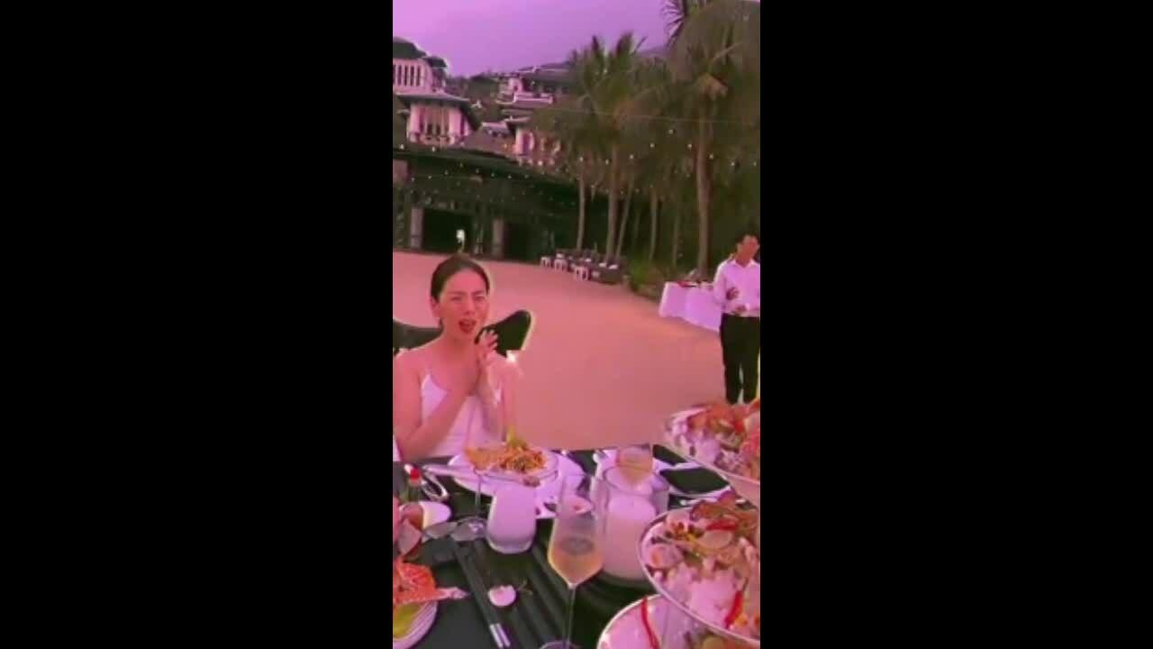 Resort 6 sao nơi Lâm Bảo Châu tổ chức sinh nhật Lệ Quyên