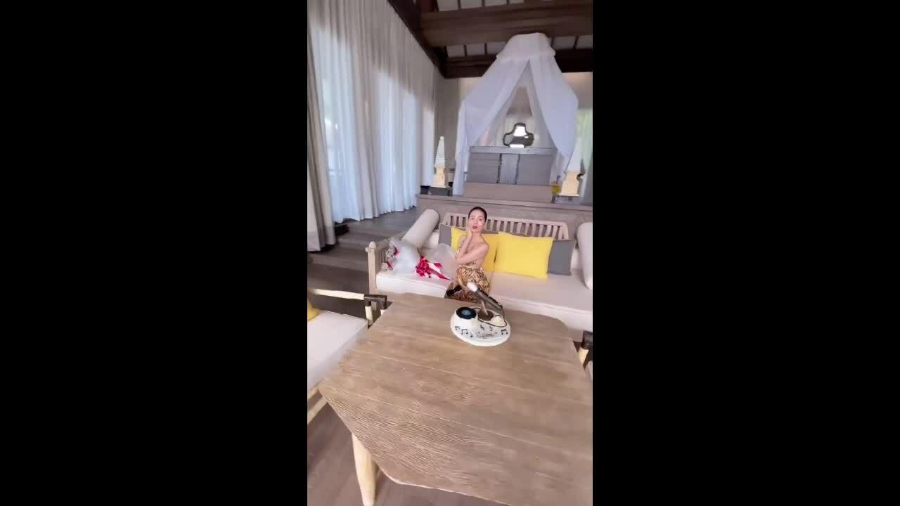 Room tour villa 1.000 m2 Lệ Quyên nghỉ ở Đà Nẵng