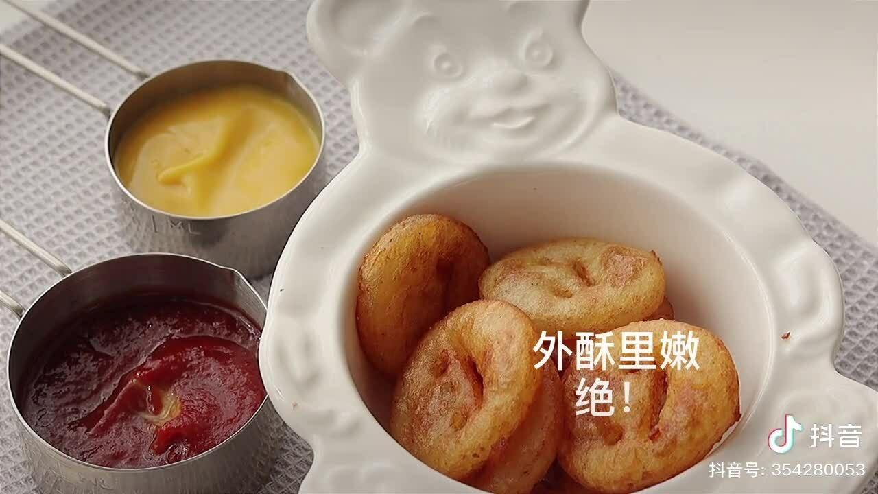 Ba cách làm bánh khoai tây