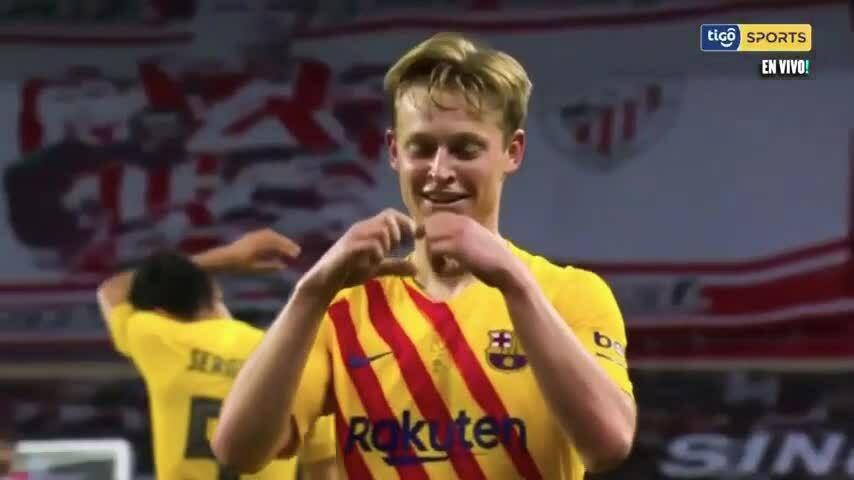 Sao Barca ghi bàn từ 'lời thách' của bạn gái