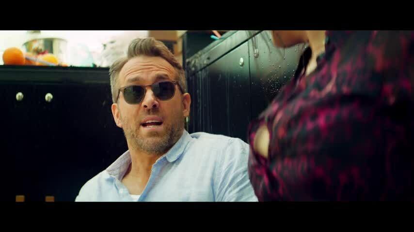 "Trailer phim ""The Hitman's Wife's Bodyguard'"
