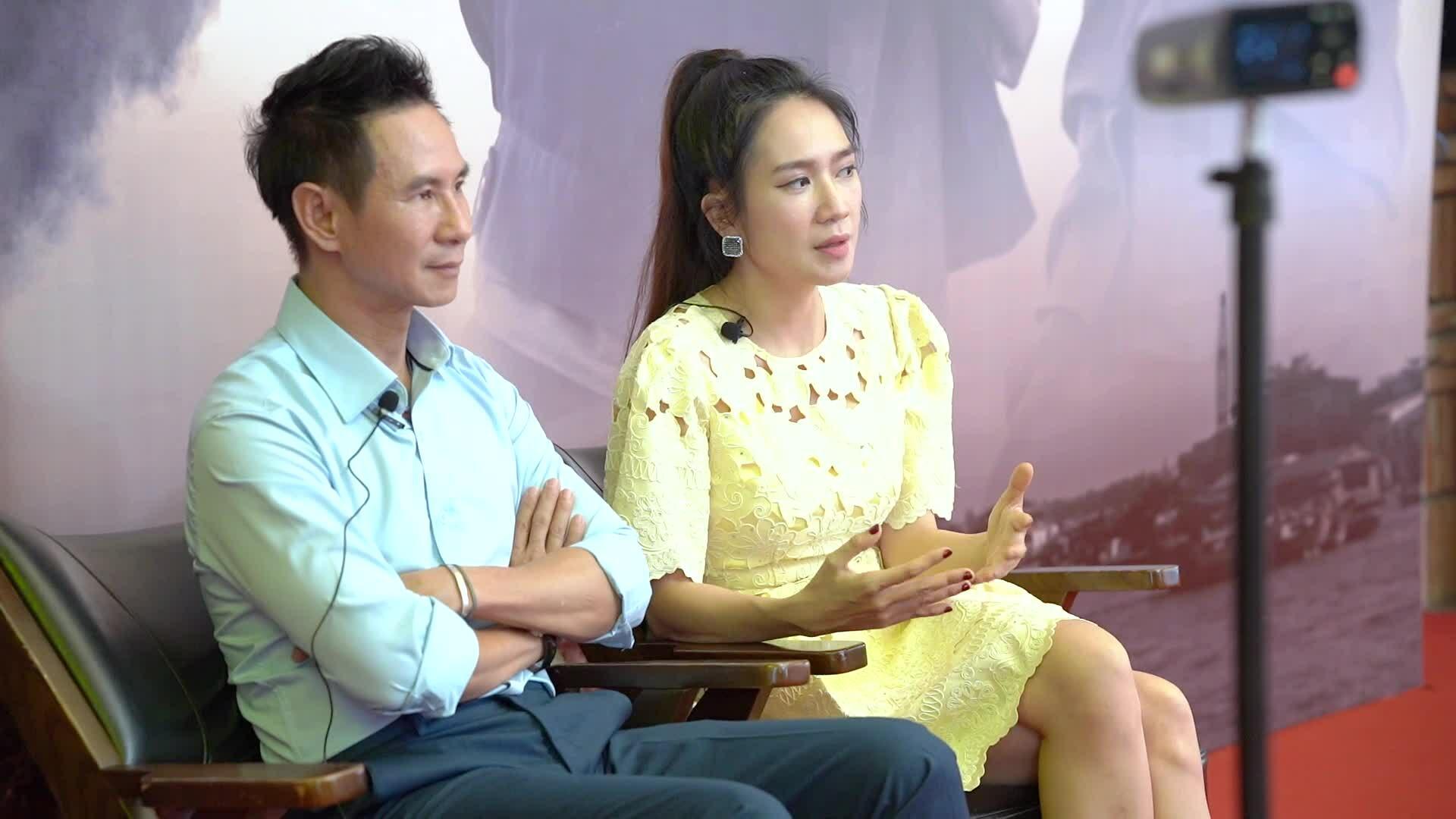 Minh Hà không tiếc tiền cho Lý Hải làm phim