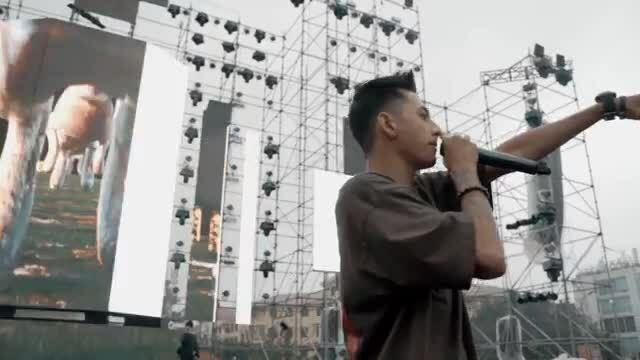 Rapper Lăng LD bắt tay ca sĩ Khoa ra MV mới