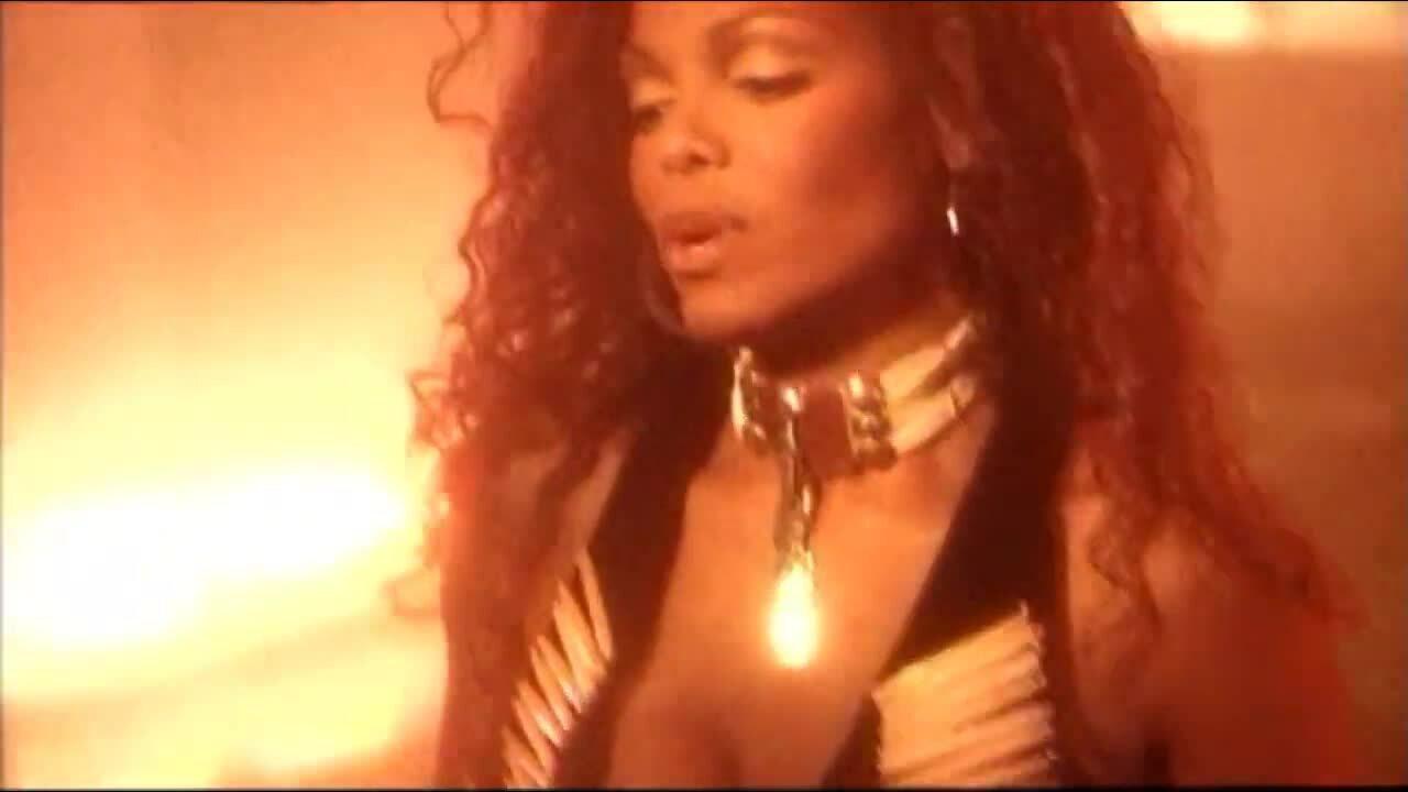 MV 'If' của Janet Jackson