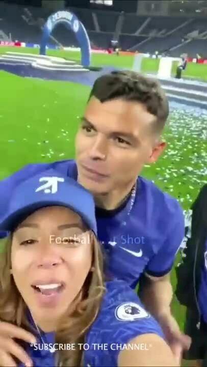 Những bóng hồng chia vui cùng tân vương Champions League