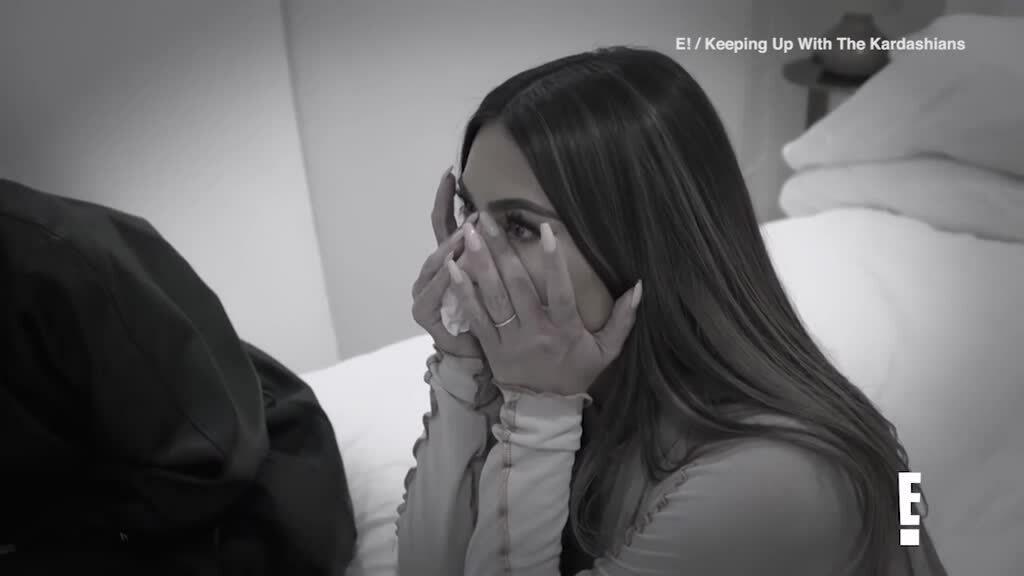 Kim khóc kể về hôn nhân trục trặc với Kanye West rạn vỡ